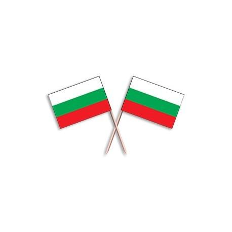Scobitoare cu Steguleț Bulgaria