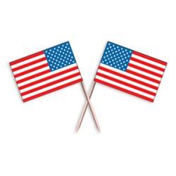Oferta Scobitori cu Stegulet America 3+1gratis