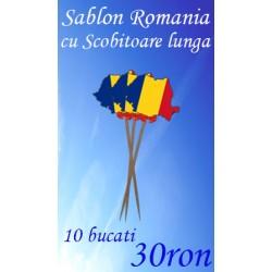 Oferta Scobitoare cu Romania Sablon
