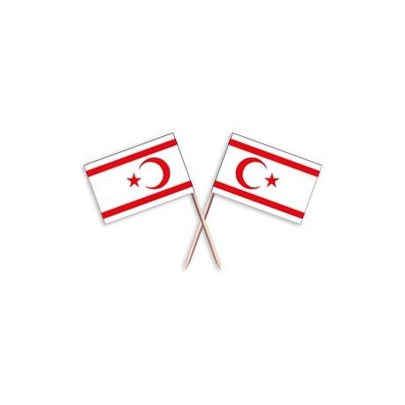 Scobitoare cu Steguleț Cipru de Nord