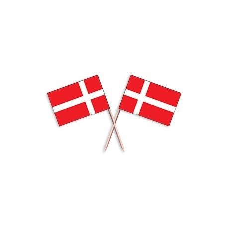 Scobitoare cu Steguleț Danemarca