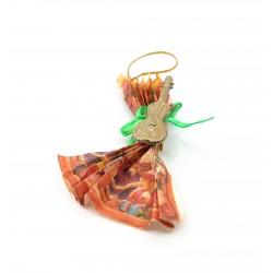 Ornament de hartie pentru brad M2
