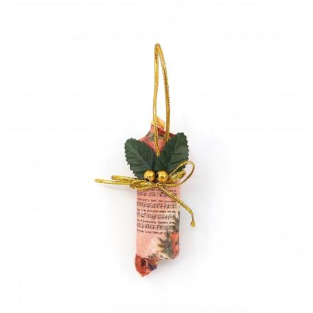 Ornament de hartie pentru brad M6