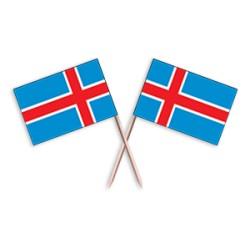 Scobitoare cu Stegulet Islanda