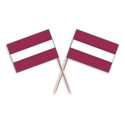 Scobitoare cu Stegulet Letonia