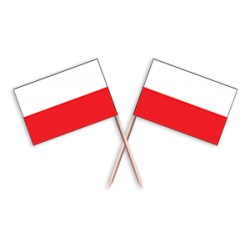 Scobitoare cu Stegulet Polonia