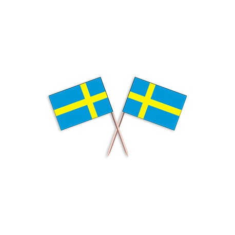Scobitoare cu Stegulet Suedia