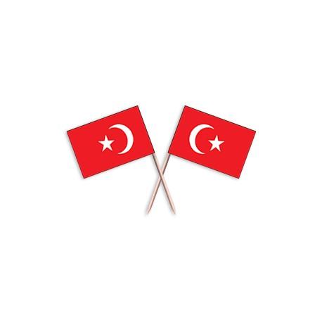 Scobitoare cu Stegulet Turcia