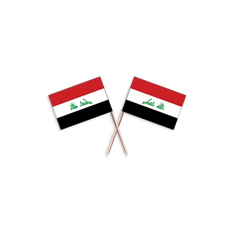 Scobitoare cu Stegulet Irak