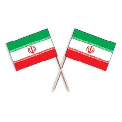 Scobitoare cu Stegulet Iran