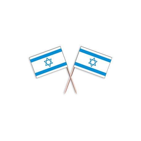 Scobitoare cu Stegulet Israel