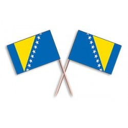 Scobitoare cu Steguleț Bosnia și Herțegovina